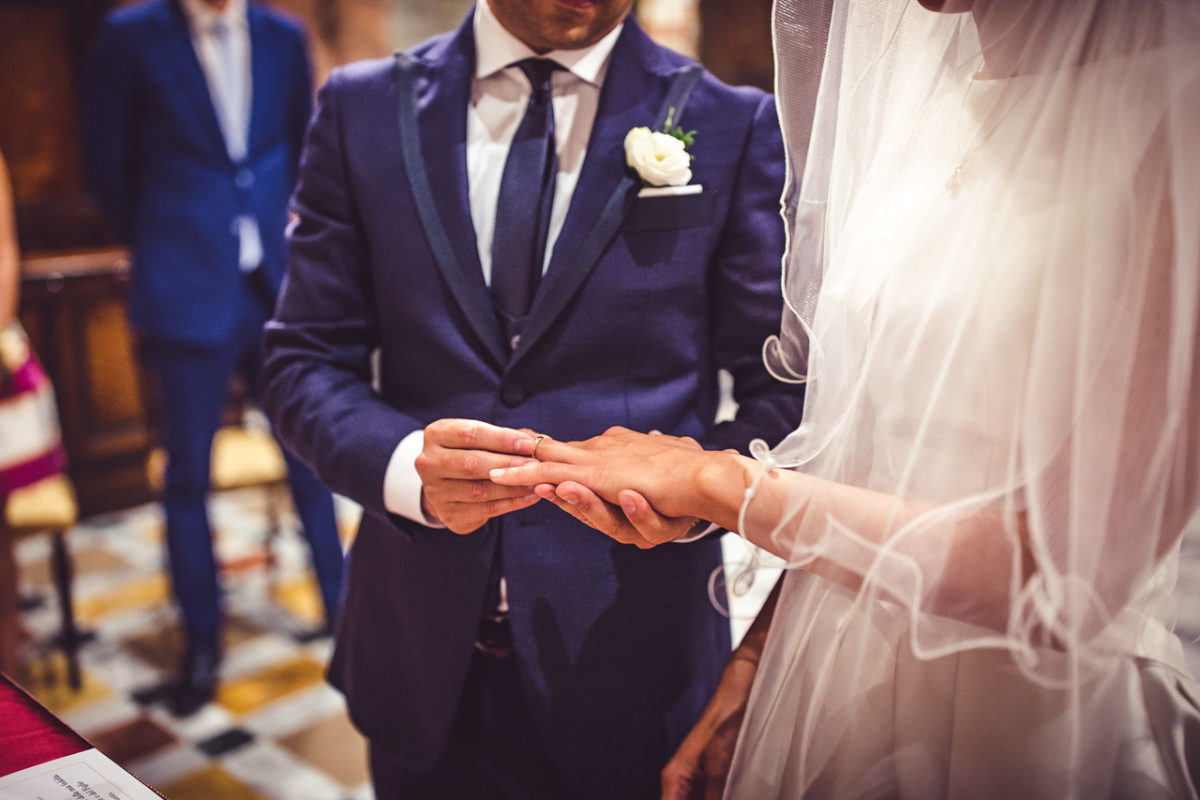 27 Un Matrimonio Romantico