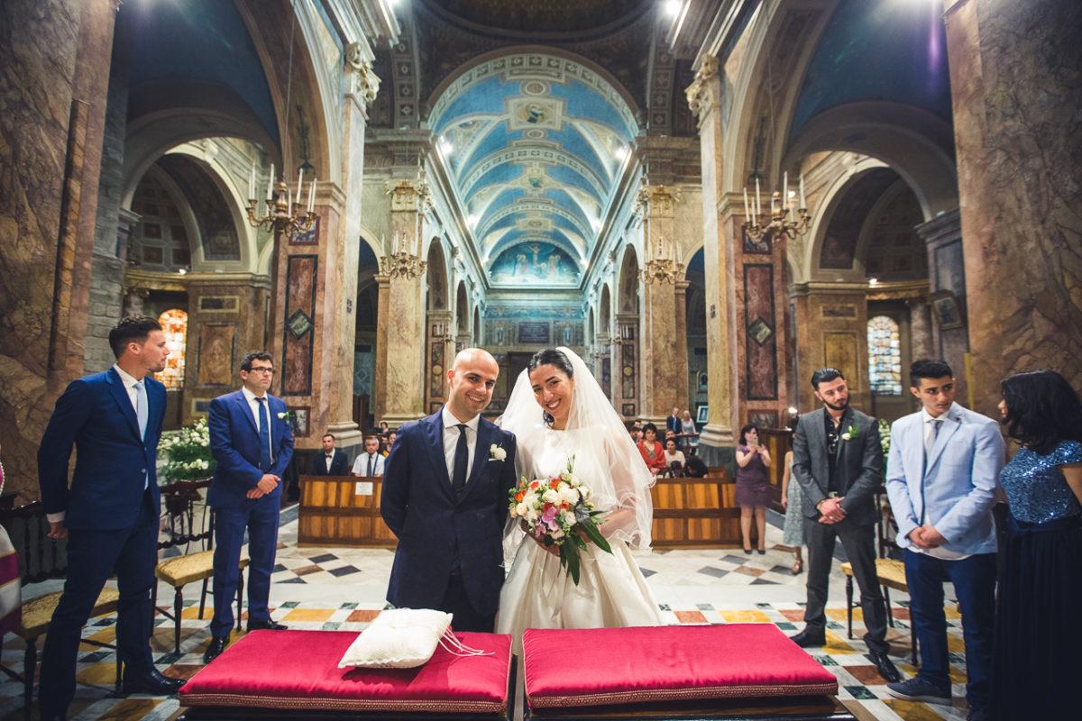 30 Un Matrimonio Romantico